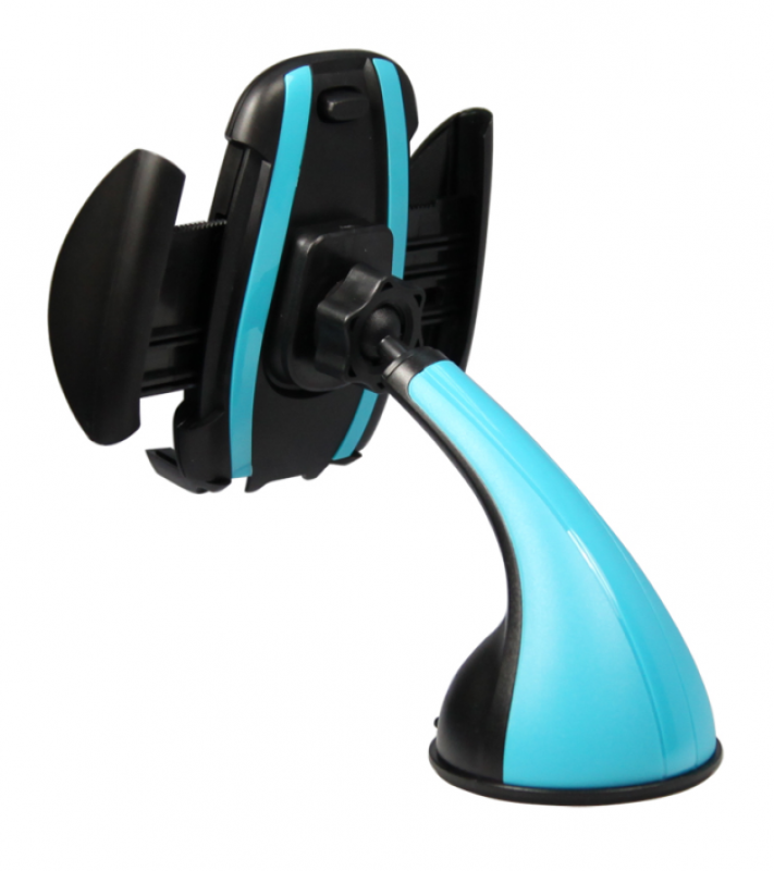 Universal Car Mount Phone Holder With Suction Cup Base