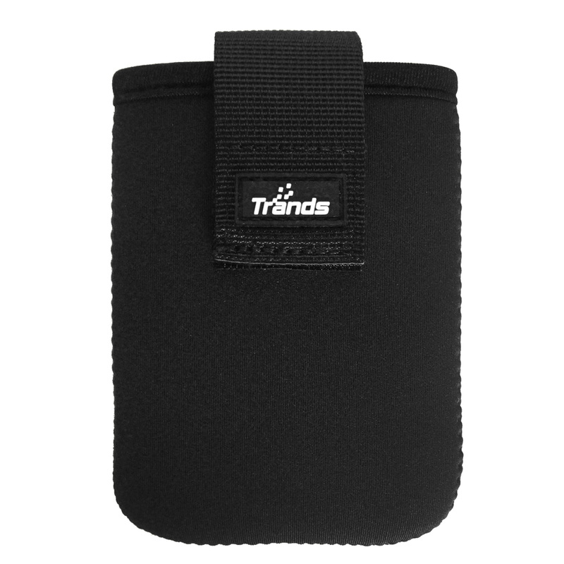 Single Side Strap External Hard Drive Case