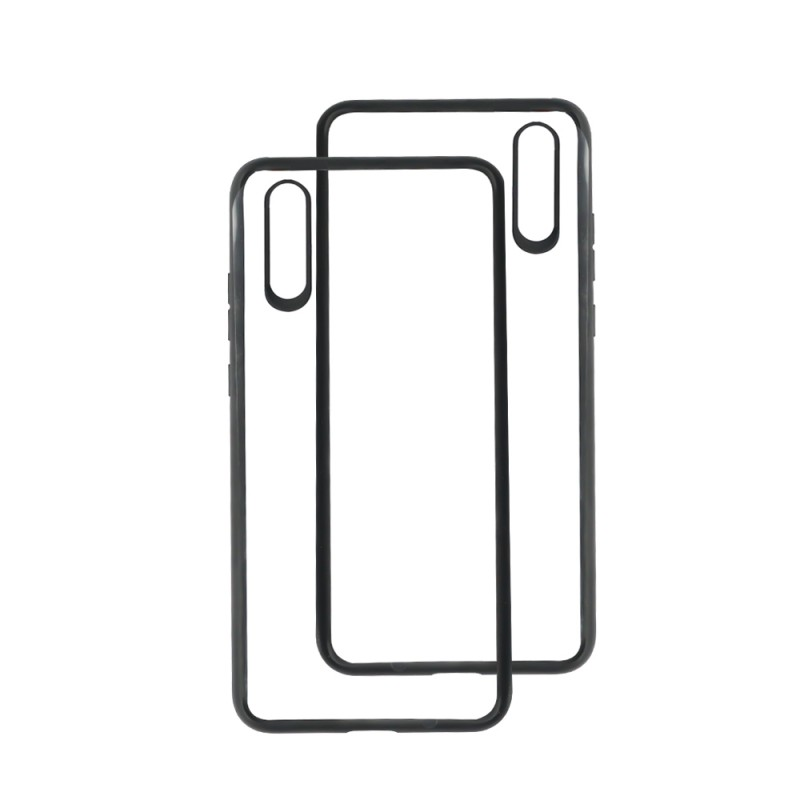 Transparent Clear Back Case For Huawei P20