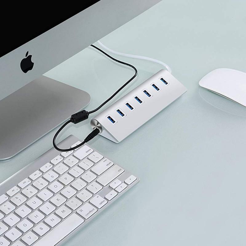 7 Port USB 3.0 HUB