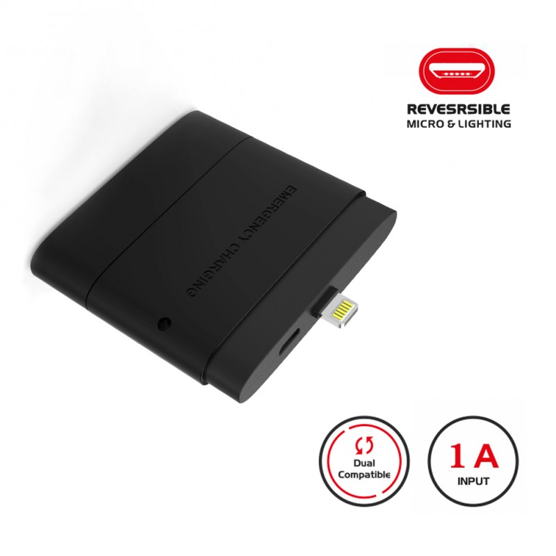 1200 mAh Emergency Power Bank