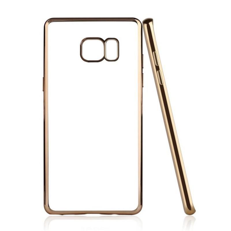 Clear TPU Bumper Back Case for Samsung Galaxy Note 7