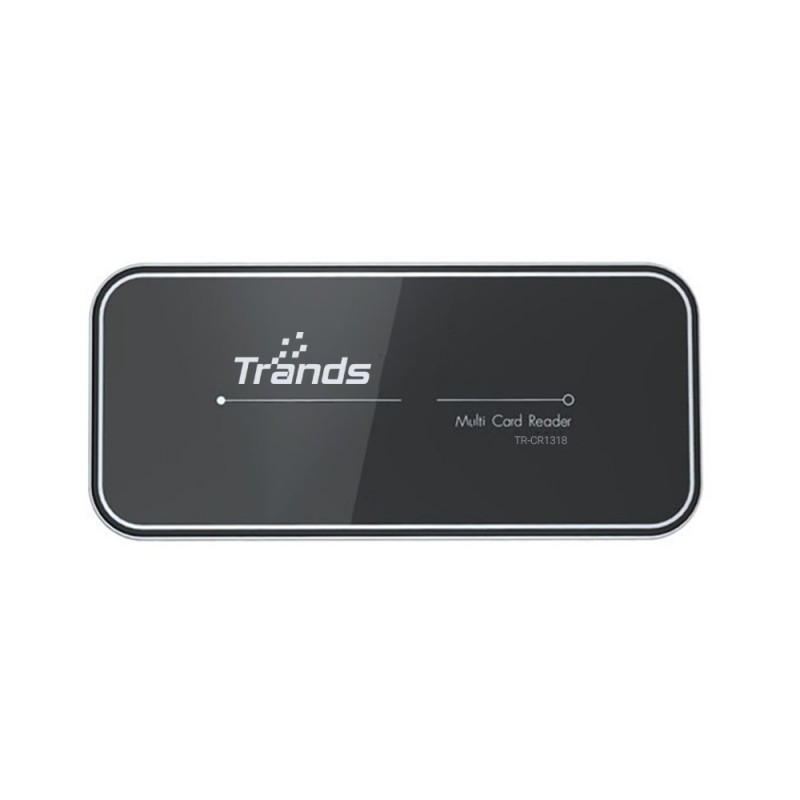 External Multi USB 2.0 Card Reader