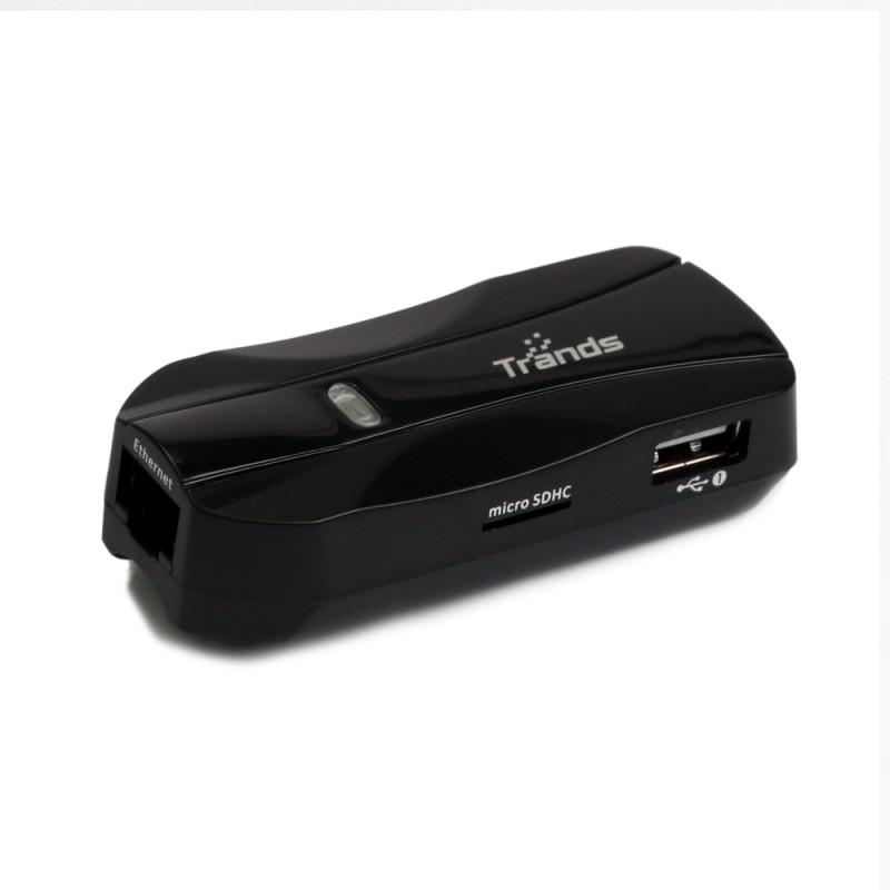Type C to LAN Adapter,  USB Card Reader &  USB Hub