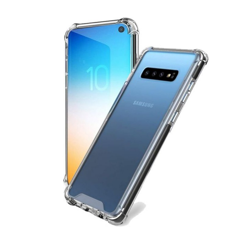 Samsung S10 Transparent Back Case