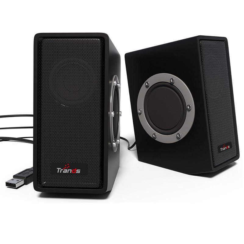 Extended Compatibility 2.0 Channel Stereo Loud Speaker