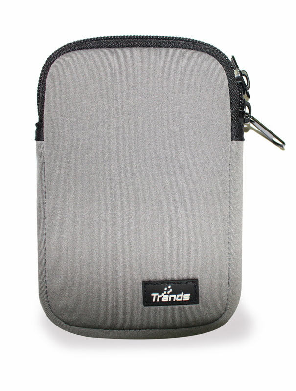 External Hard Drive Closed Protective Pouch