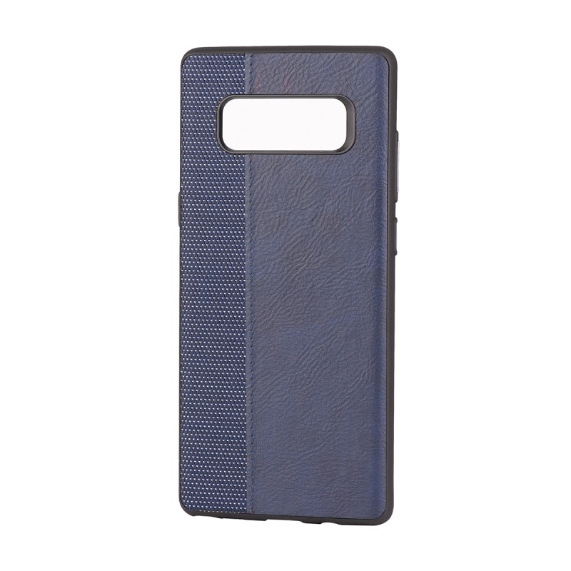 Premium Business Leather Hard Back Case for Glaxy Note 8