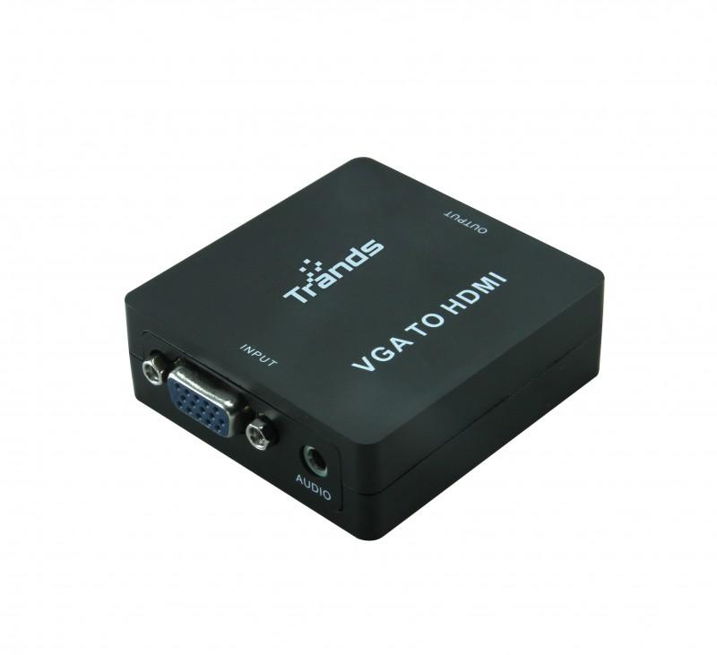 VGA to HDMI Converter Adapter