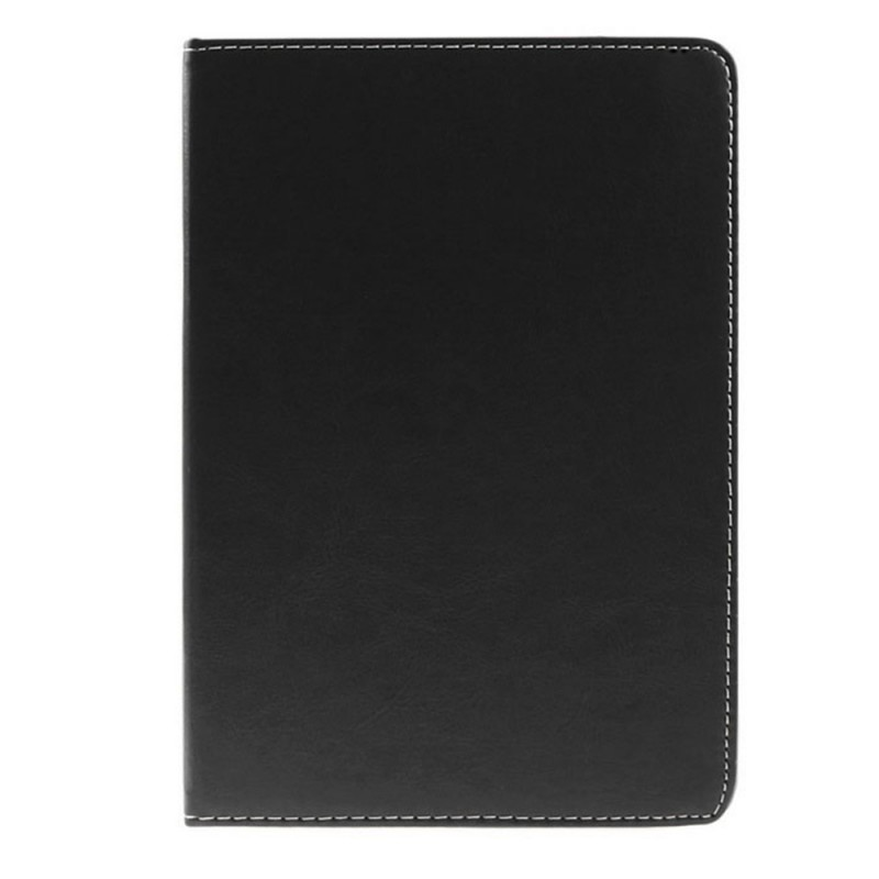 Universal Leather Fashion Rotating Elastic Clip Tablet Case 7 Inch