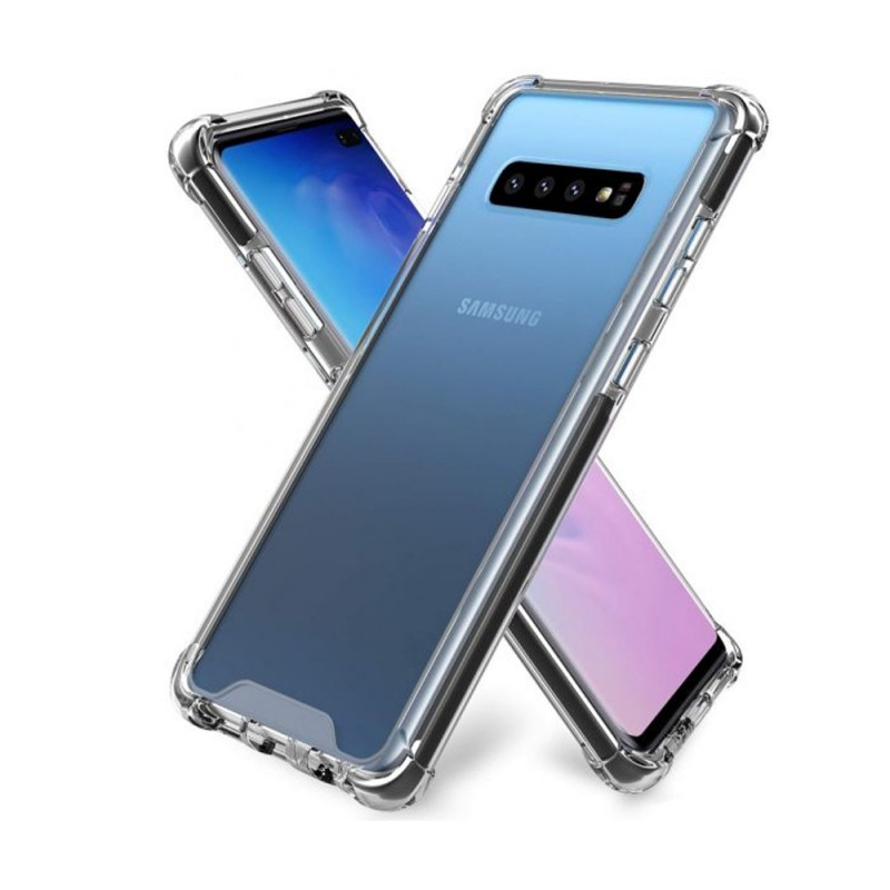 Samsung Galaxy S10 Plus Transparent Case