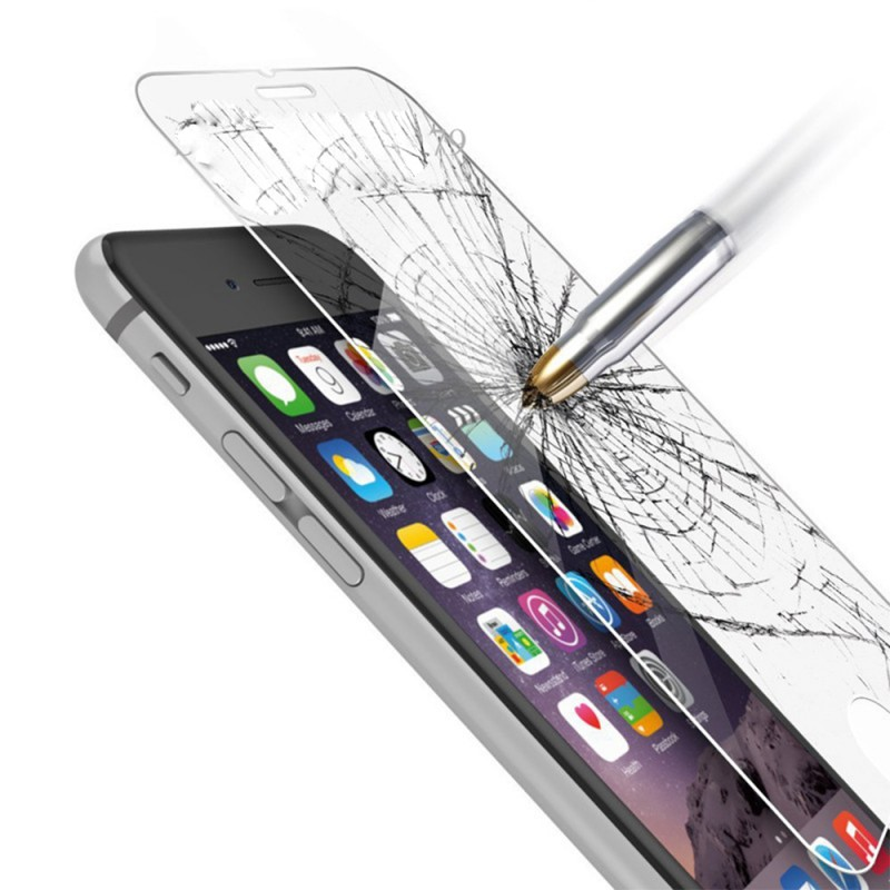 Premium HD Clear Glass Screen Protector Iphone 6 Plus
