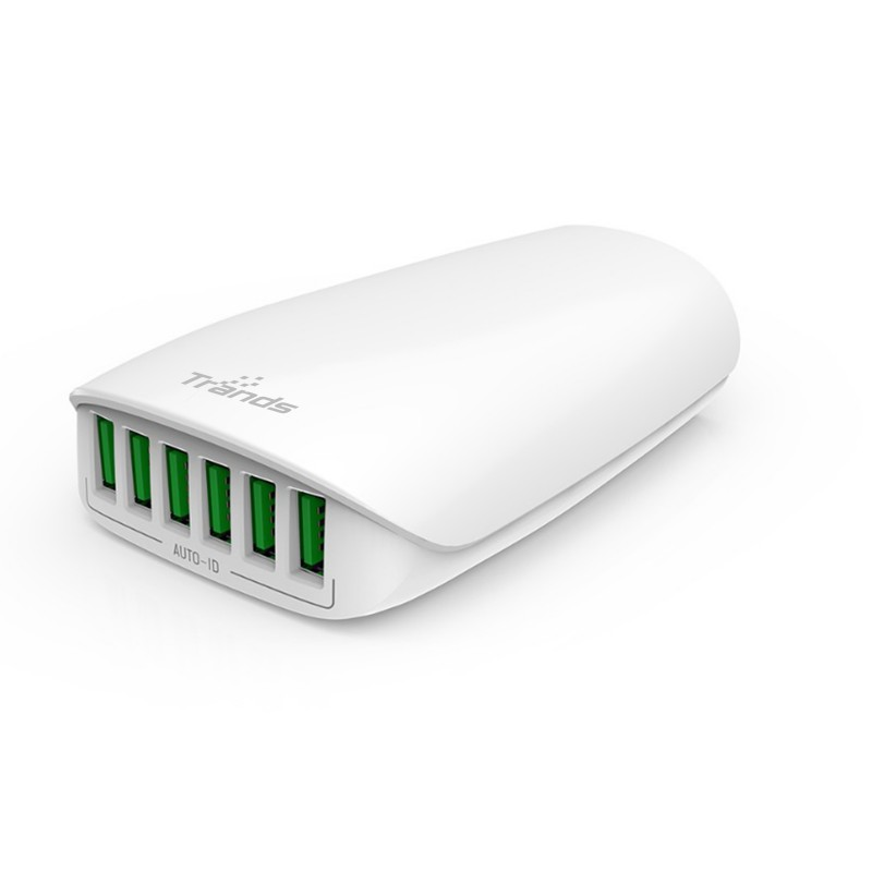 6 Port High Speed USB Desktop Charger