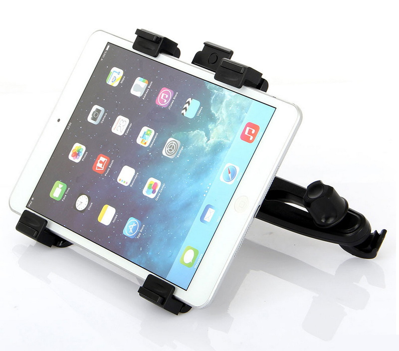 Universal Tablet 360 Degree Rotatable Car Mount