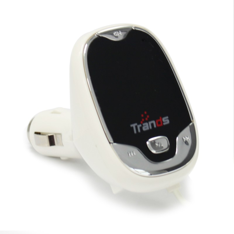 FM Transmitter with 3 in 1 Car Charger