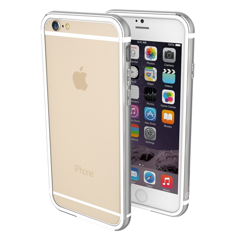 Aluminium Metal Bumper Case For iPhone 6