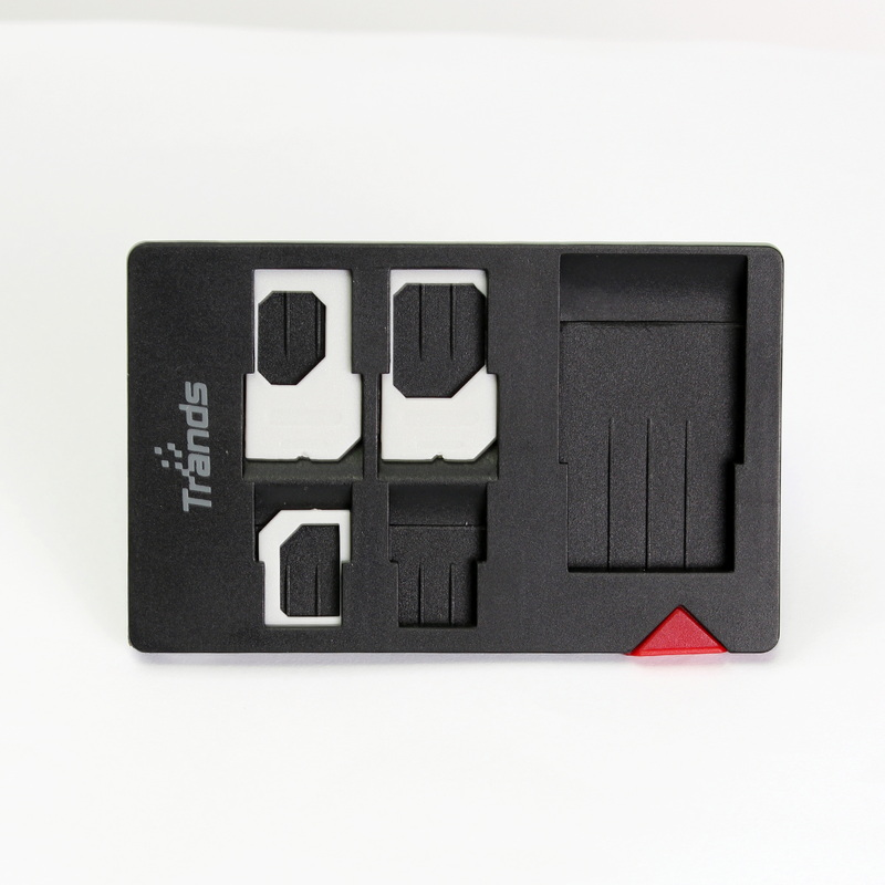 Multi Function Sim and Memory Card Holder
