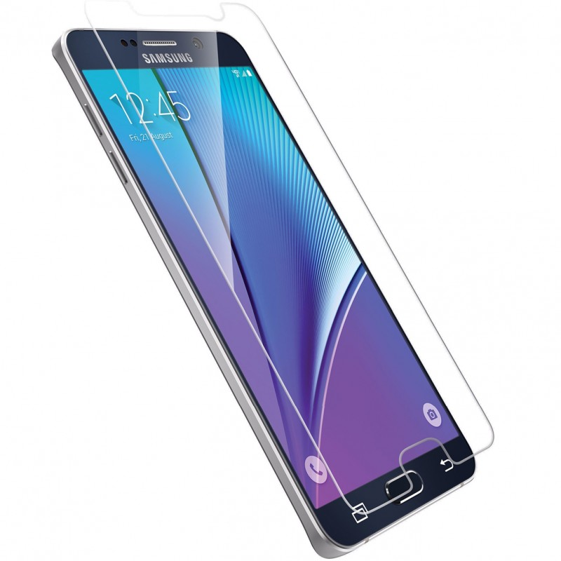Samsung Galaxy Note 5 HD Ultra-Clear Premium Tempered Glass Screen Protector