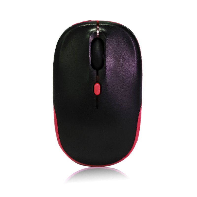 Retractable USB Wired Optical Mouse Multi Color