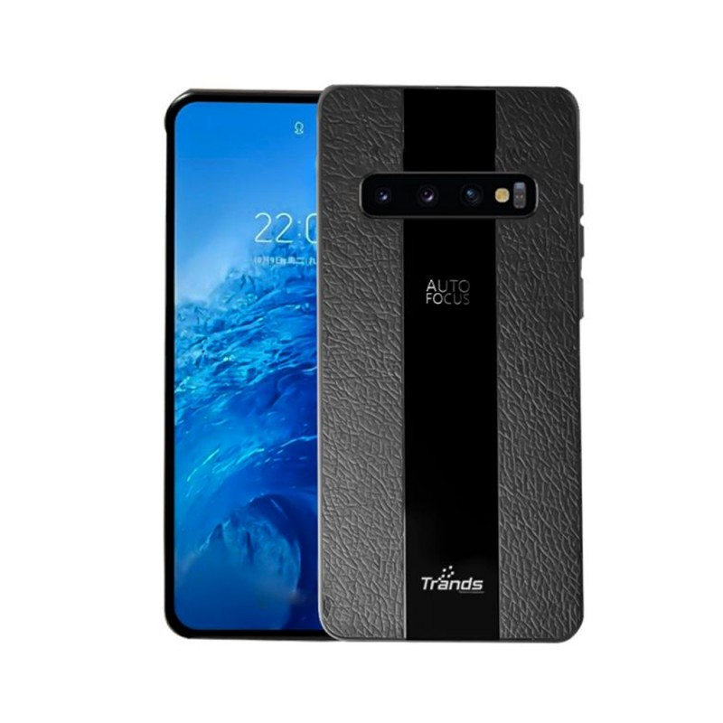 Leather Back Case- Samsung S10 Plus