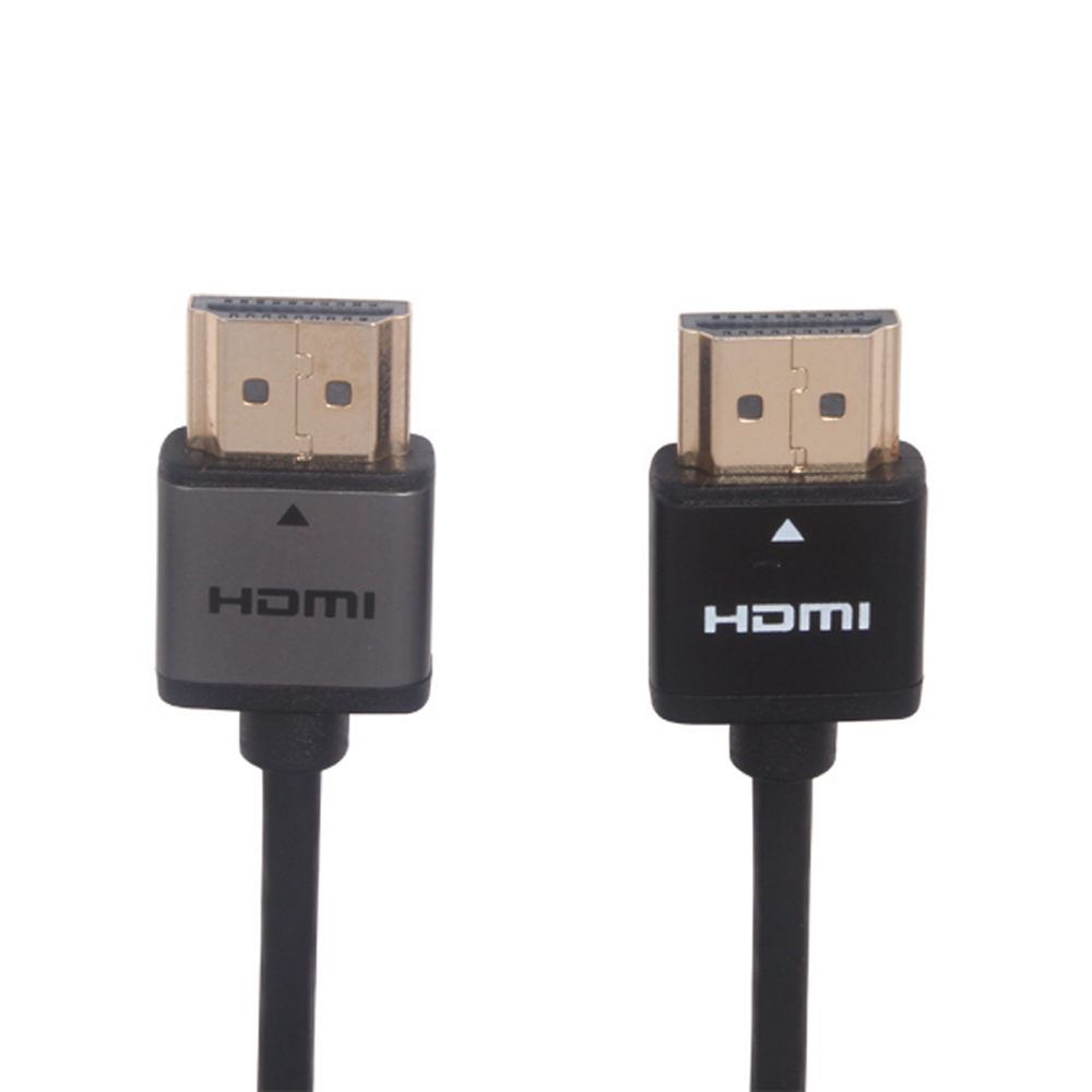 Full HD Slim HDMI Cable, 2 Meter