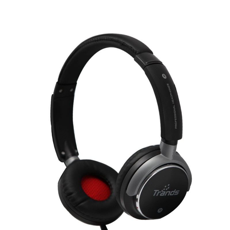 Wired On Ear 3.5mm Headphone With Mic