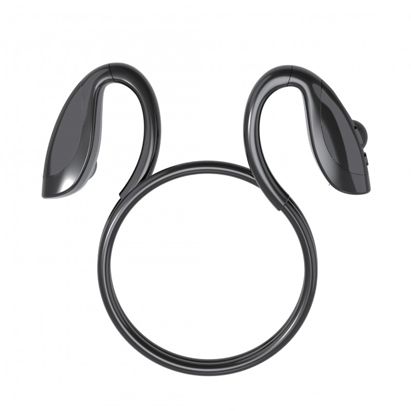 Wireless Bluetooth Headphone, Black