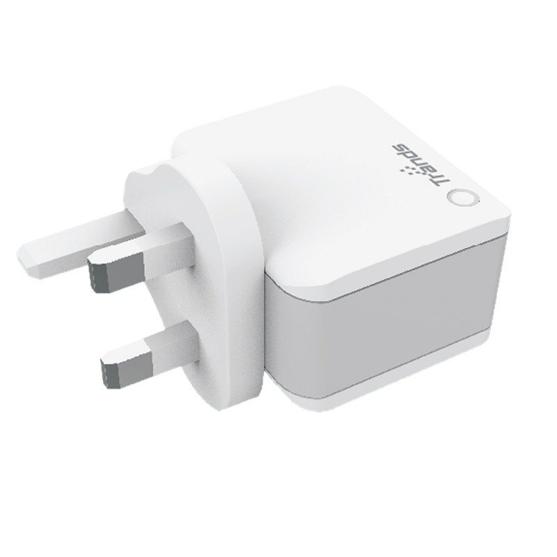 2 Port USB Travel Charger