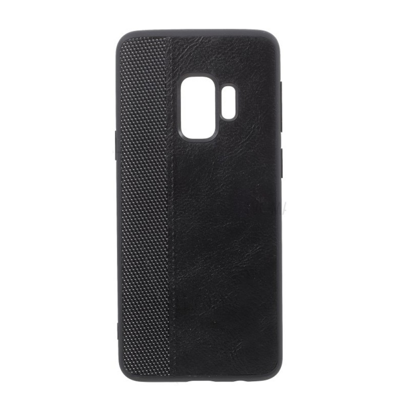Trands Professional Luxury Leather Back Case for Samsung Galaxy S9