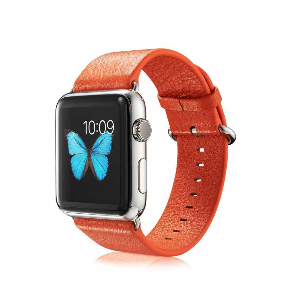 Leather Strap for Apple Watch 38mm