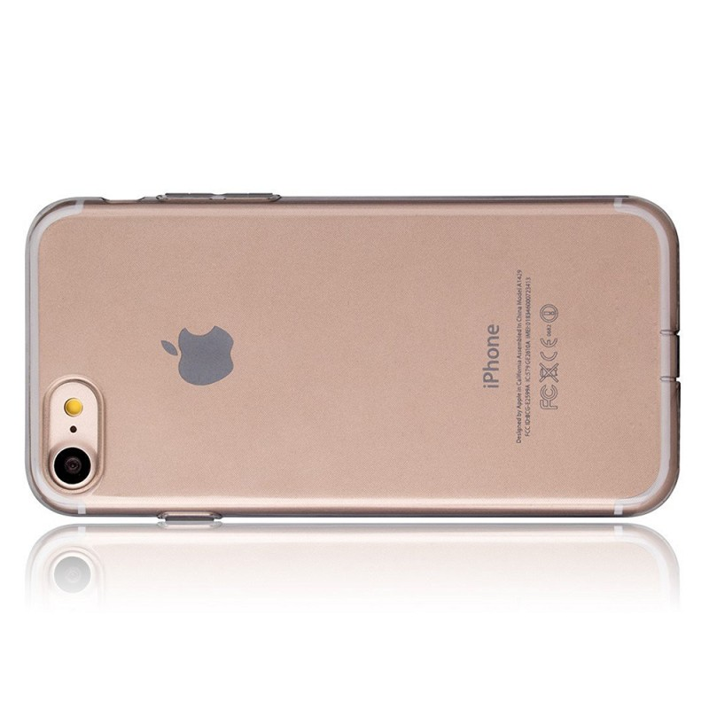 Protective Transparent Ultra Slim TPU Back Case For iPhone 7