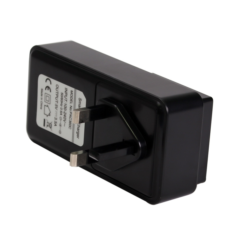 3 Port USB USB Wall Charger