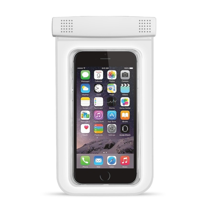 Universal Waterproof Case for up to 5.5 Inch Mobile Phones