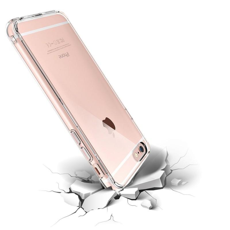 iPhone 6s Hybrid Rubber TPU Case