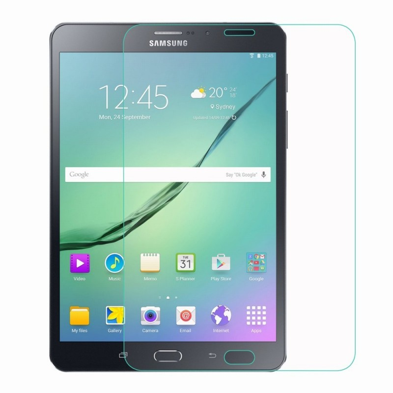 Samsung Galaxy Tab S2 8.0 Premium 9h Hardness Tempered Glass Screen Protector