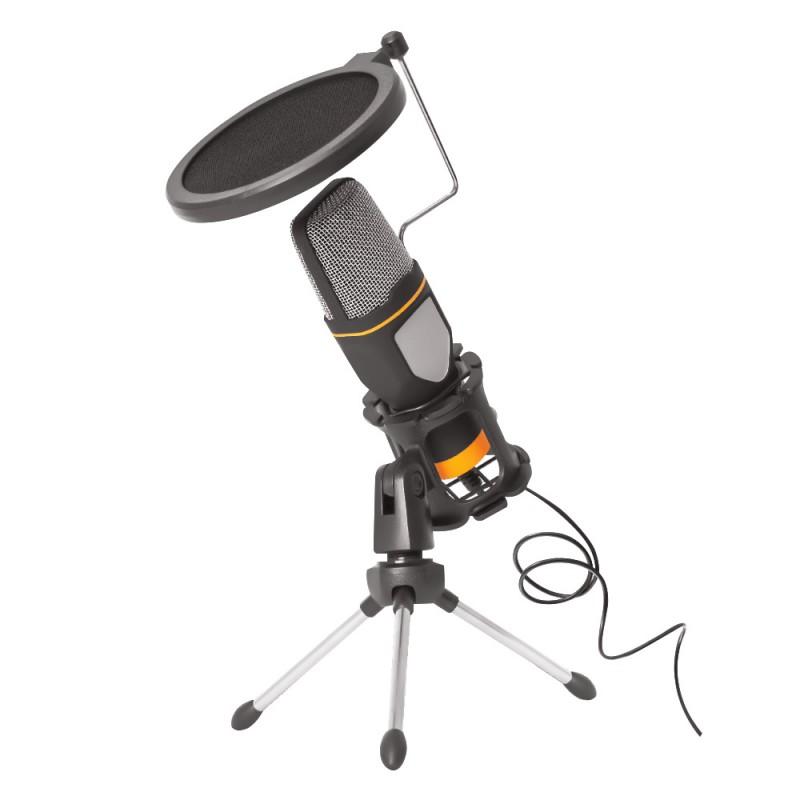 Streamer Recording Microphone